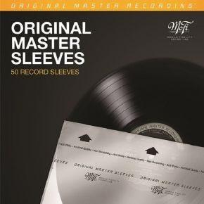 Original Master Record Inner Sleeves (Pack of 50)