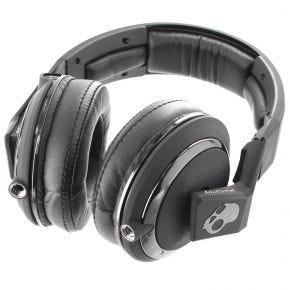 Skullcandy Mix Master Headphones (Matte Black / Matte Black) S6MMDM030