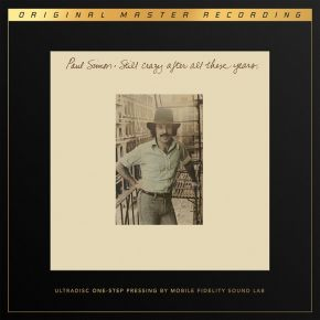 Paul Simon - Still Crazy After All These Years MoFi 180g 45RPM 2LP Box Set