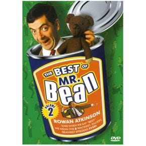 The Best of Mr Bean Volume 2 DVD Region 1 NTSC