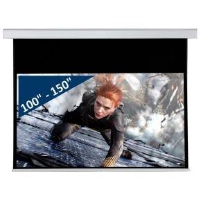 Encore 16:9 CineMotion Stealth 4K Motorised In-Ceiling Screen