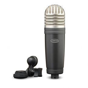 Samson MTR101 Large Diaphragm Studio Vocal Condenser Microphone