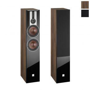 """DALI Opticon 6 Dual 6.5"""" Floor Standing Speakers Pair"""