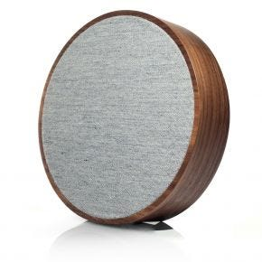 Tivoli Orb Bluetooth Speaker Walnut/Grey ORBWAL