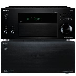 Onkyo PR-RZ5100 Pre-Amp Receiver + PA-MC5501 Power-Amp Package P100KIT