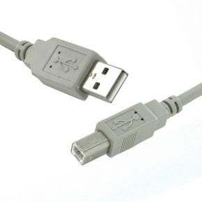 USB 2.0 Cable Type A Male to Type B Male for Printers P191