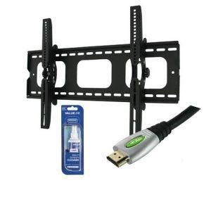 32-60inch TV Wall Mount Kit Starter Package for LCD Plasma LED PCK302