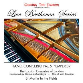 Live Beethoven Series - Piano Concerto No 5 'Emperor' Chasing The Dragon CD