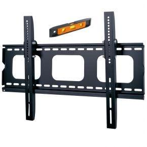 Heavy Duty 32-60in Plasma TV LED LCD Bracket Wall Mount Black PLB102B.bk
