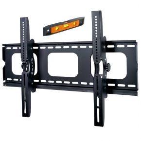 "30-50"" Inch Universal Tilt Plasma LED LCD TV Wall Mount Bracket 60kg Black PLB103M.bk"