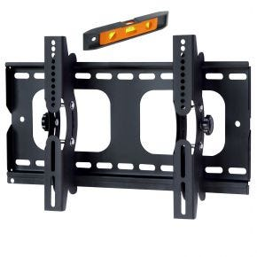 23-37 Inch Plasma LCD LED TV Wall Mount Tilting Bracket Black PLB103s.bl
