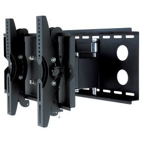 23-37in LCD Bracket Full motion BLACK PLB108S.bk