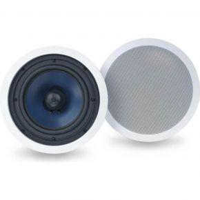 """Polk RC80i RCI Series 8"""" 2-Way In-Ceiling Speakers Pair"""