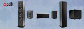 Polk T-Series 5.1 Speaker System
