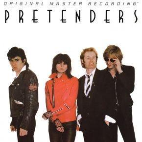 Pretenders - Pretenders MoFi LP 180g Numbered