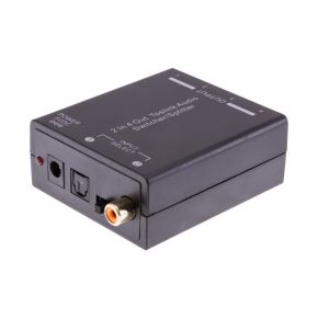 Pro.2 Active Optical Toslink 2 In 4 Out Switcher/Splitter