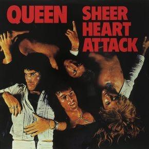 Queen – Sheer Heart Attack 180g Half-Speed Remastered LP