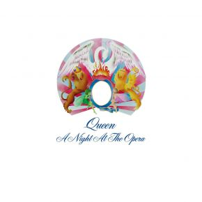 Queen – A Night At The Opera 180g Half-Speed Mastered LP