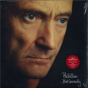 Phil Collins - But Seriously 180g 2LP
