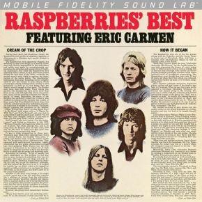 Raspberries - Raspberries Best MoFi Red Vinyl LP Numbered