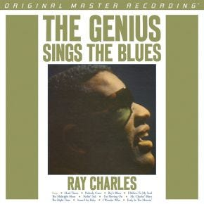 Ray Charles - The Genius Sings The Blues MONO MoFi LP 180g Numbered