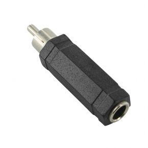 RCA plug to 1/4 stereo jack PJ1603