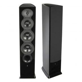 Revel Performa3 F206 Floor Standing Speakers Pair Black