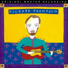 Richard Thompson - Rumor and Sigh MoFi 180g 2LP Numbered