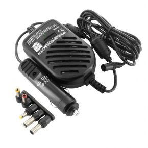 Avico 70W 12VDC In Car Universal Laptop Notebook Power Supply RPS70