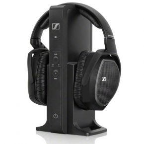 Sennheiser RS175 RF Wireless Closed Back Headphone System