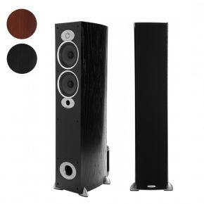 Polk RTiA5 Compact Floor Standing Speakers Pair 2-way 250 Watts Bi-Amp