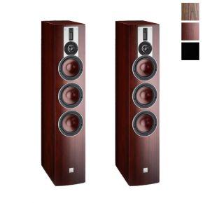 """DALI Rubicon 8 Triple 6.5"""" Floor Standing Speakers Pair"""