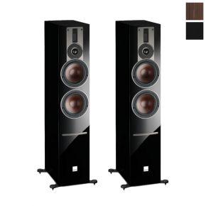 """DALI Rubicon 6C Dual Active 6.5"""" Floorstanding Speakers Pair"""