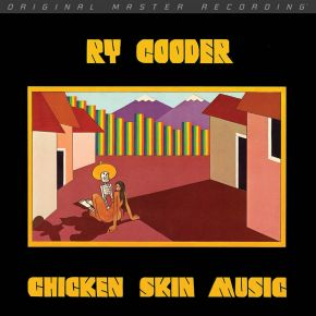 Ry Cooder - Chicken Skin Music MoFi LP Limited Numbered