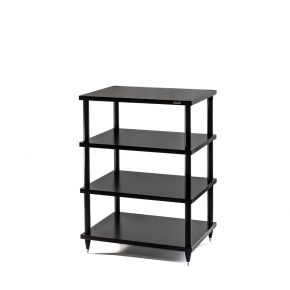 Solidsteel S2 4 Shelf Rack Black