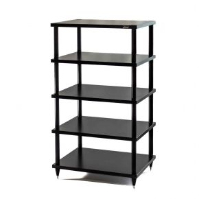 Solidsteel S2 5 Shelf Rack Black