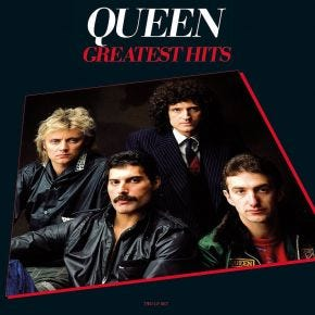 Queen – Greatest Hits I 180g Half-Speed Mastered 2LP + Download