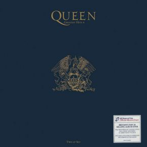 Queen – Greatest Hits II 180g Half-Speed Mastered 2LP + Download