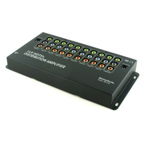 Shinybow SB3780 1 in 8 out Component Video Distribution Amplifier with Loop out