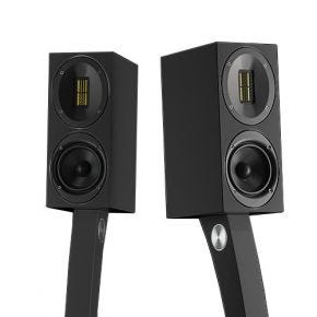 Scansonic M10 Bookshelf Speakers Black Pair