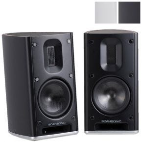 Scansonic MB1 B Bookshelf Speakers Pair