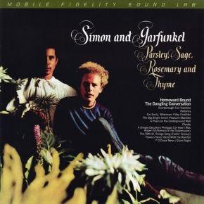 Simon & Garfunkel - Parsley, Sage, Rosemary and Thyme MoFi LP Numbered
