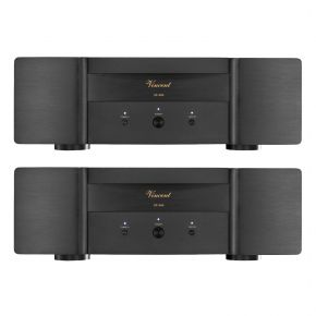 Pair of Vincent SP-995 Monoblock Power Amplifiers Black