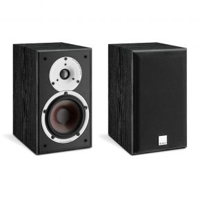 "DALI Spektor 2 5.25"" Bookshelf Speaker Pair Black Ash"