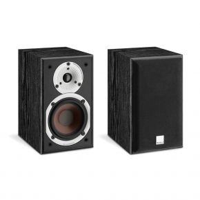 "DALI Spektor 1 4.5"" Bookshelf Speaker Pair Black Ash"