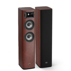 JBL Studio 6 Series Studio 680 Pair Floor Standing Speakers Wood