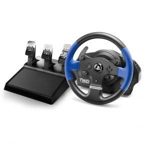 Thrustmaster T150 Pro Force Feedback Racing Wheel For PS4, PS3, PC TM-4160697