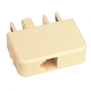 Avico Telephone Adaptor For Australian Plug To US Modular Socket TA10