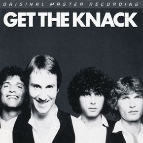 The Knack - Get The Knack MoFi Limited Edition LP 180g Numbered