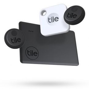 Tile Essentials Pack Mate + Slim + Stickers Bluetooth Trackers